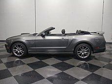 2014 Ford Mustang GT Convertible for sale 100950974