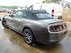 2014 Ford Mustang GT Convertible for sale 100972978