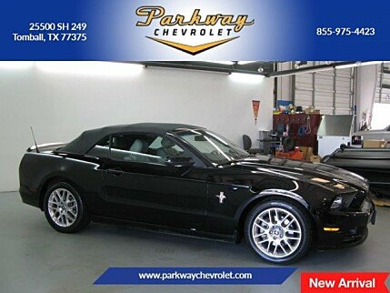 2014 Ford Mustang Convertible for sale 100977319