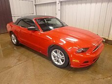 2014 Ford Mustang Convertible for sale 100982821
