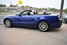 2014 Ford Mustang Convertible for sale 100987317