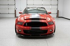 2014 Ford Mustang Shelby GT500 Coupe for sale 101000745