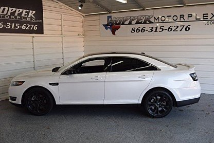 2014 Ford Taurus SHO AWD for sale 100822589