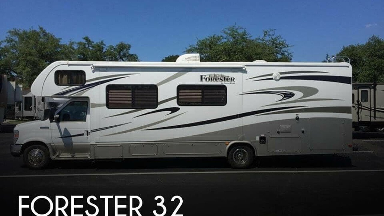 2014 Forest River Forester for sale 300167485