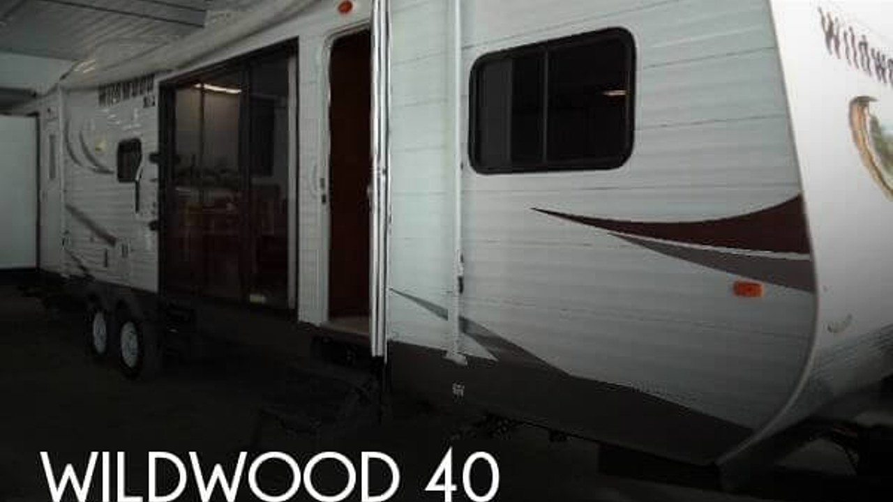2014 Forest River Wildwood for sale 300131433