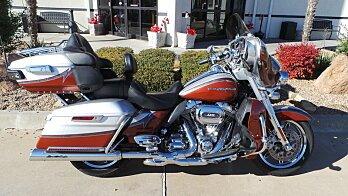 2014 Harley-Davidson CVO for sale 200424428
