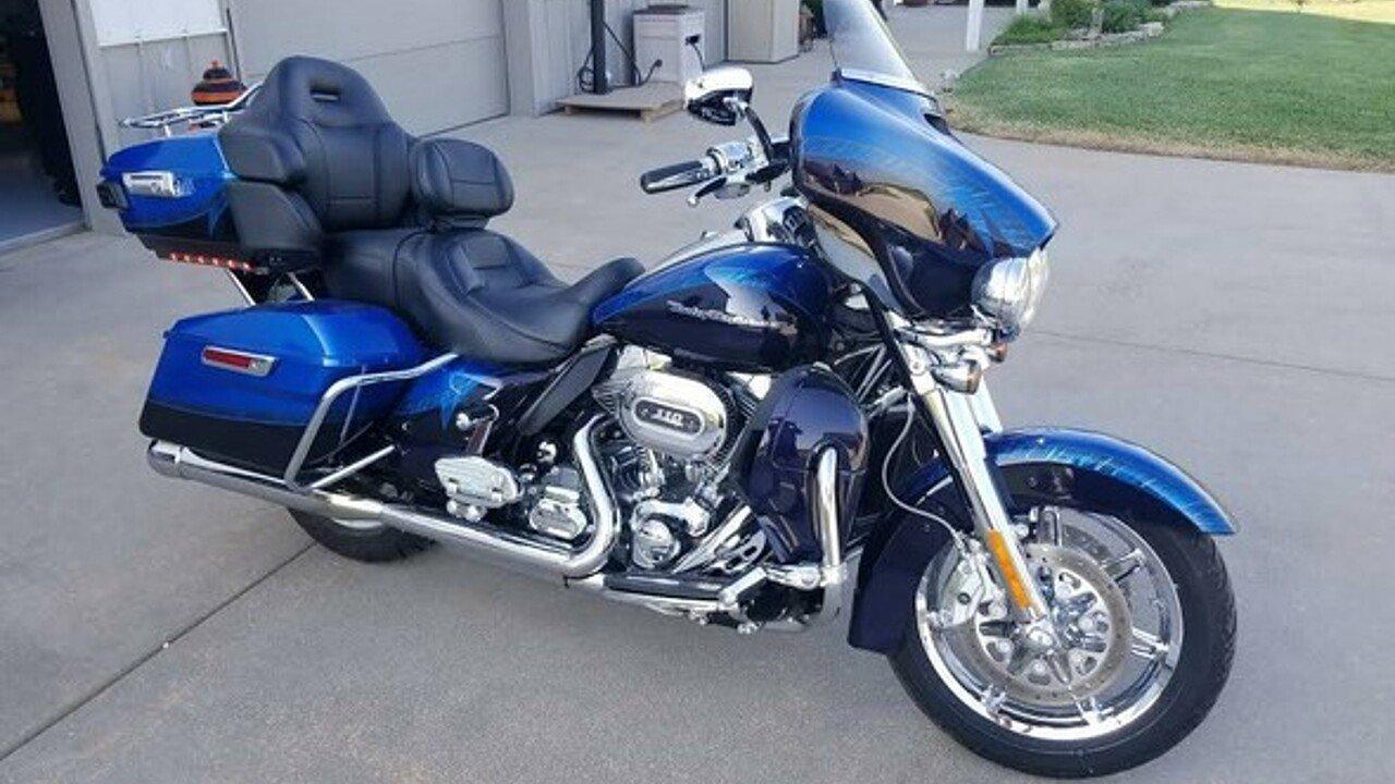 2014 Harley-Davidson CVO for sale 200484647