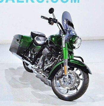 2014 Harley-Davidson CVO for sale 200491564