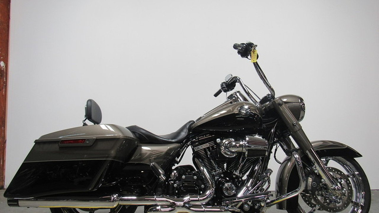2014 Harley-Davidson CVO for sale 200525061