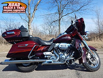 2014 Harley-Davidson CVO for sale 200550633