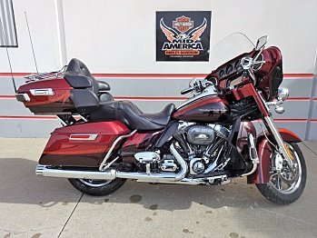 2014 Harley-Davidson CVO for sale 200576547