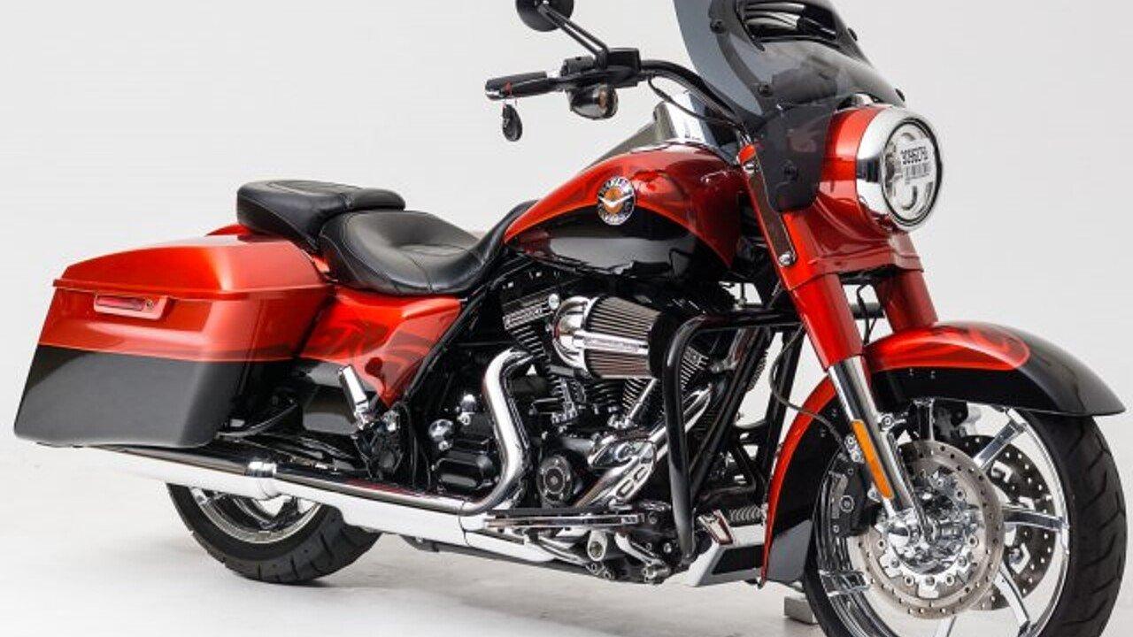 2014 Harley-Davidson CVO for sale 200585309