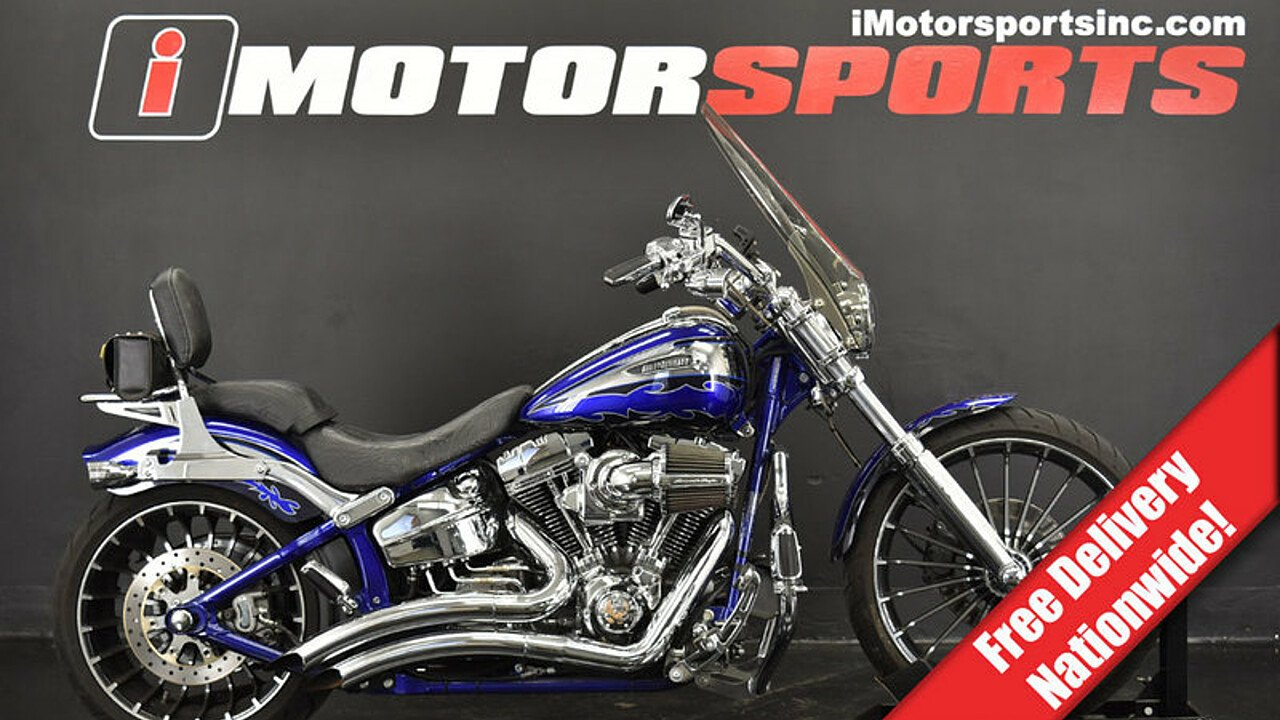 2014 Harley-Davidson CVO for sale 200610061