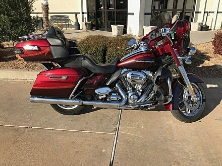 2014 Harley-Davidson CVO for sale 200424424