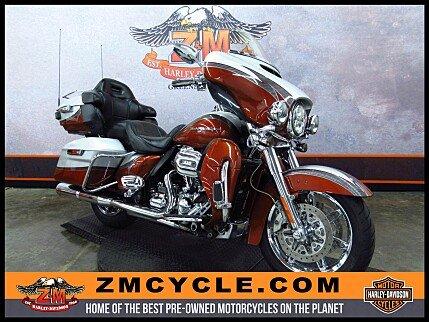 2014 Harley-Davidson CVO for sale 200438609