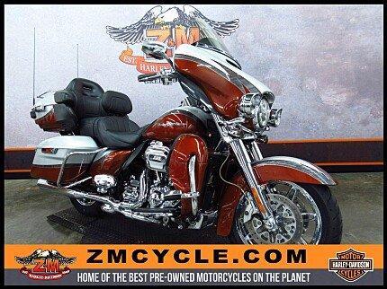 2014 Harley-Davidson CVO for sale 200466094
