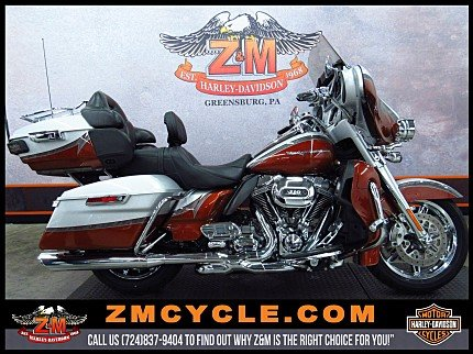 2014 Harley-Davidson CVO for sale 200466094