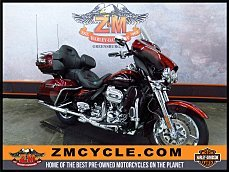 2014 Harley-Davidson CVO for sale 200498454