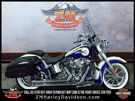 2014 Harley-Davidson CVO for sale 200516182