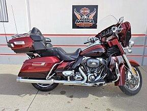 2014 Harley-Davidson CVO for sale 200576547