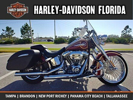 2014 Harley-Davidson CVO for sale 200602307