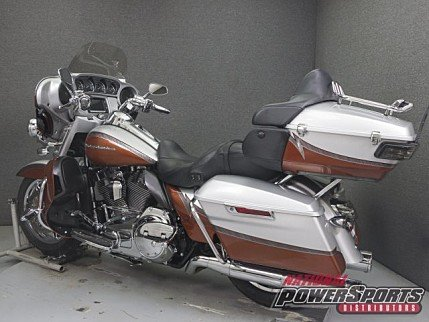 2014 Harley-Davidson CVO for sale 200617404