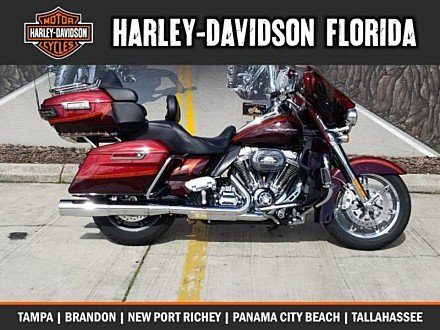 2014 Harley-Davidson CVO for sale 200620376