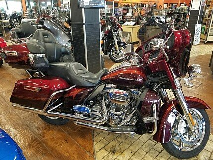 2014 Harley-Davidson CVO for sale 200621802