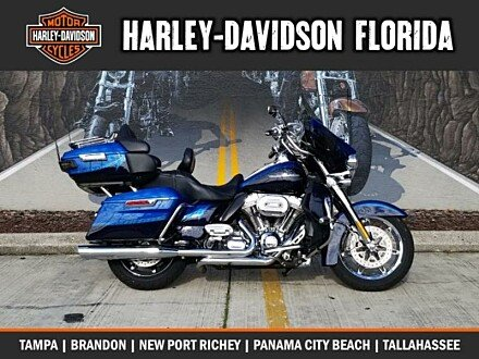 2014 Harley-Davidson CVO for sale 200625852