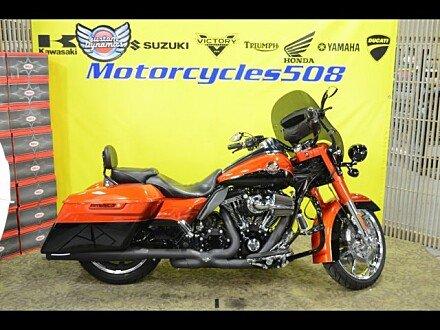 2014 Harley-Davidson CVO for sale 200635007