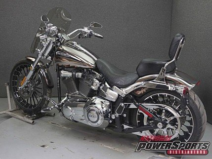 2014 Harley-Davidson CVO for sale 200635304