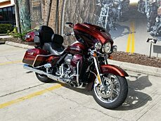 2014 Harley-Davidson CVO for sale 200641338