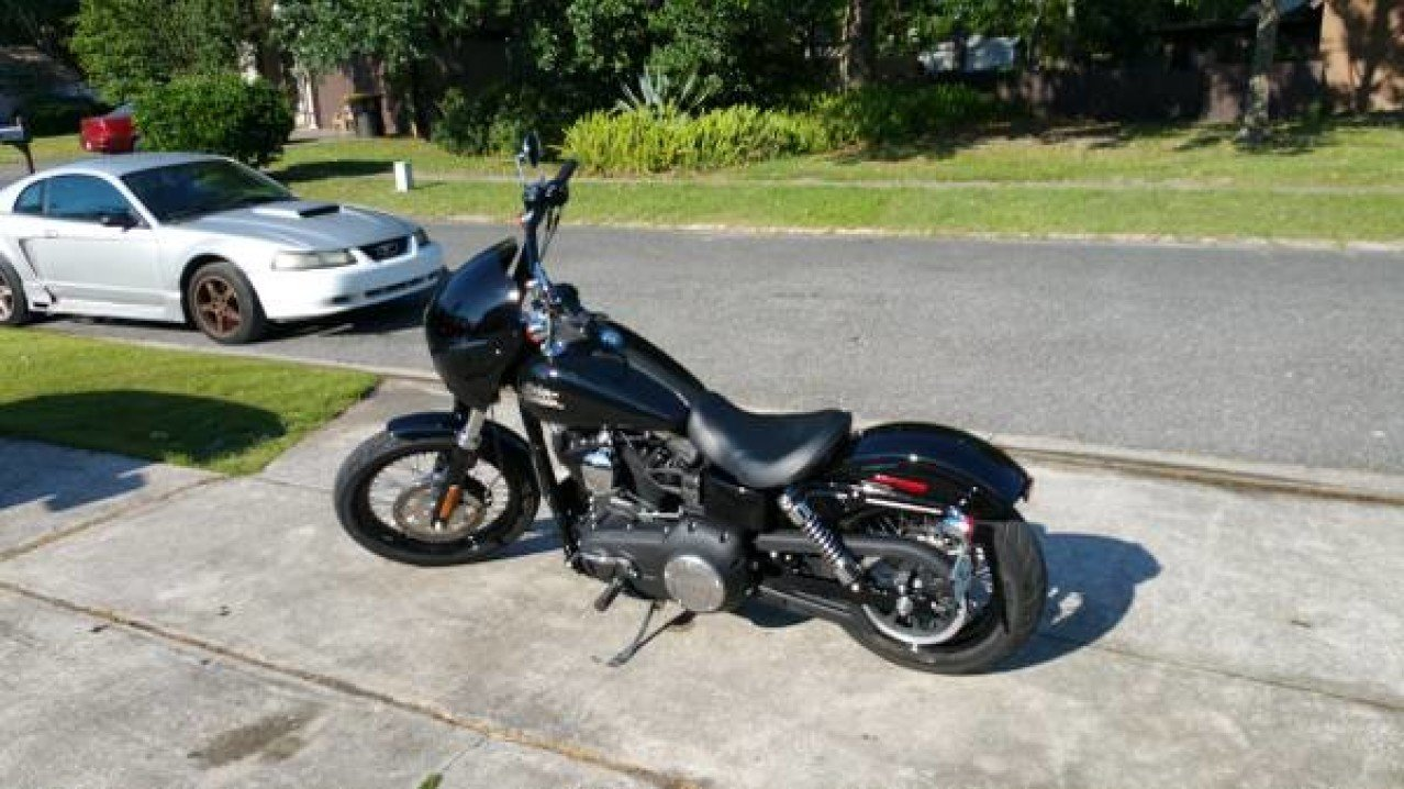 2014 Harley Davidson Dyna 103 Street Bob Custom For Sale