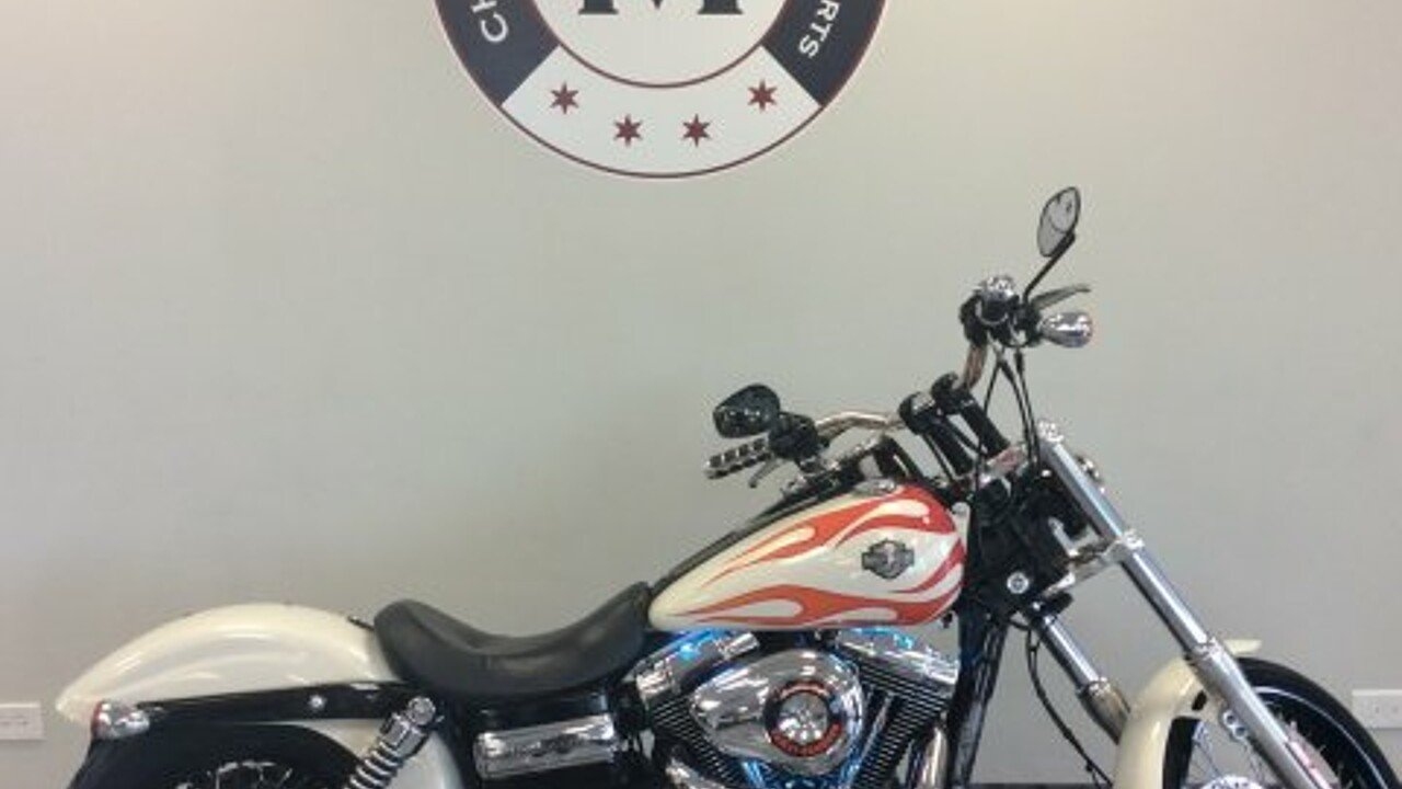 2014 Harley-Davidson Dyna for sale 200437498