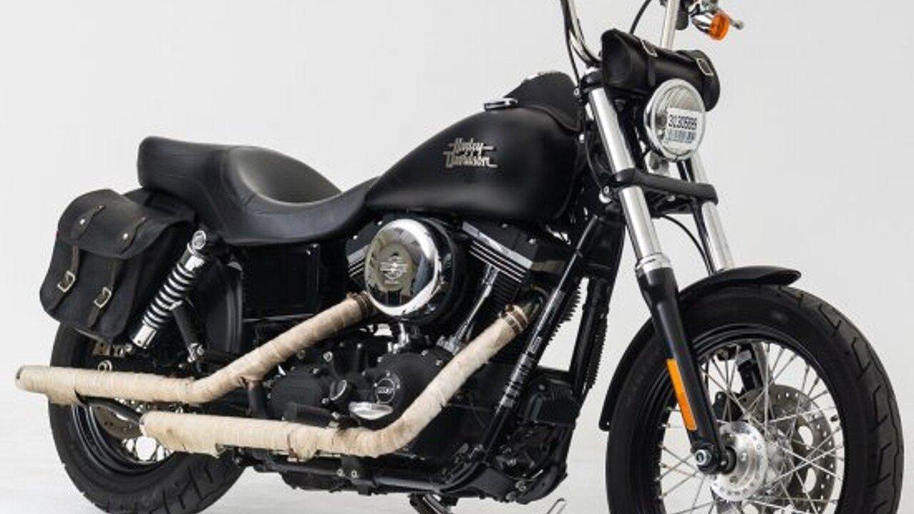 2014 Harley-Davidson Dyna for sale 200464985