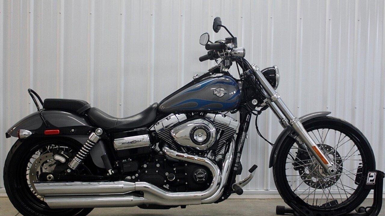 2014 Harley-Davidson Dyna for sale 200486210