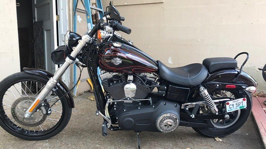 2014 Harley-Davidson Dyna for sale 200504132