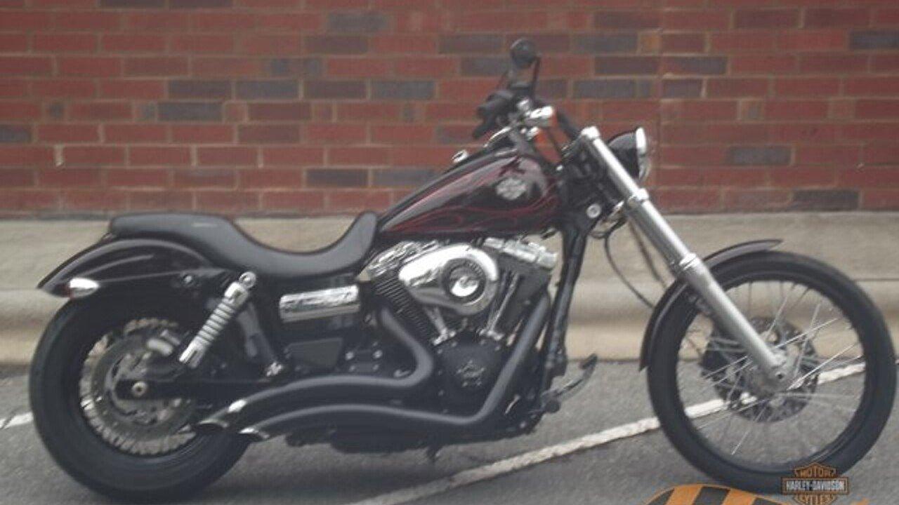 2014 Harley-Davidson Dyna for sale 200582542