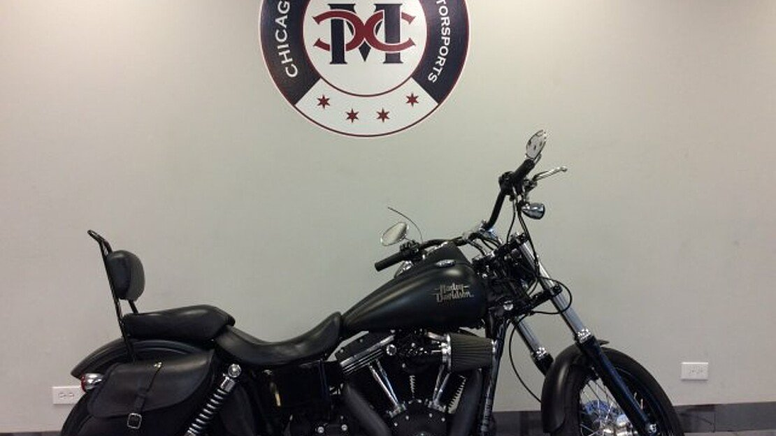 2014 Harley-Davidson Dyna for sale 200608300