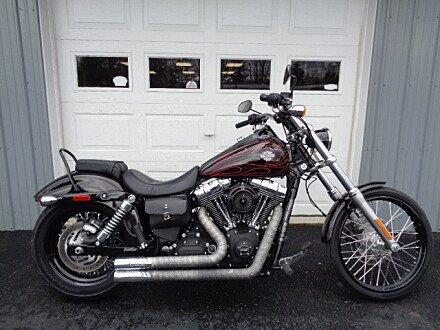 2014 Harley-Davidson Dyna 103 Wide Glide for sale 200443585