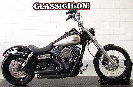 2014 Harley-Davidson Dyna for sale 200581625