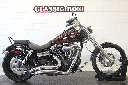 2014 Harley-Davidson Dyna for sale 200602204