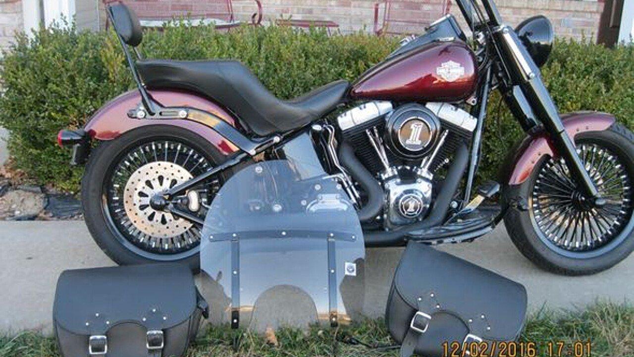2014 Harley-Davidson Softail for sale 200409344