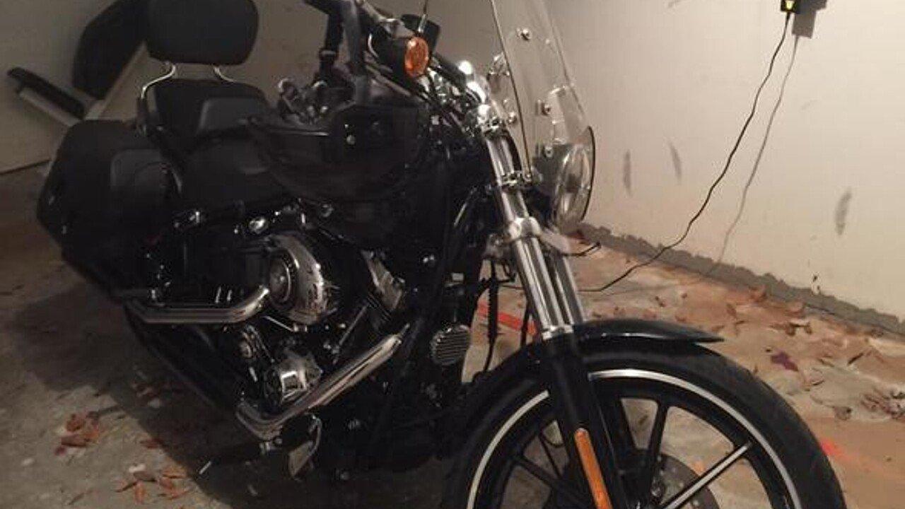 2014 Harley-Davidson Softail for sale 200418074