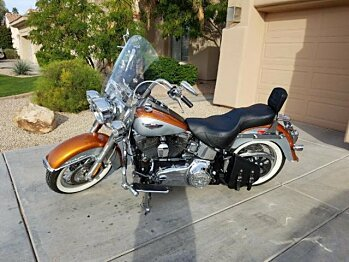 2014 Harley-Davidson Softail Deluxe for sale 200426793