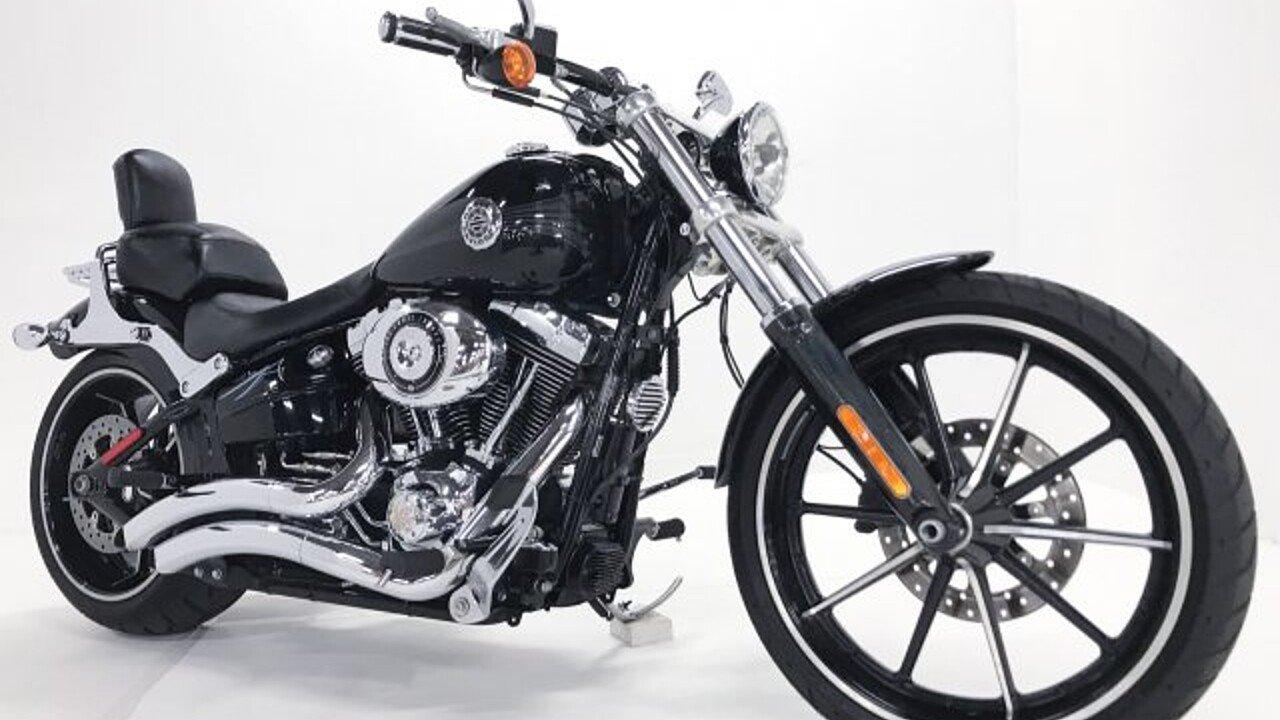 2014 Harley-Davidson Softail for sale 200479141