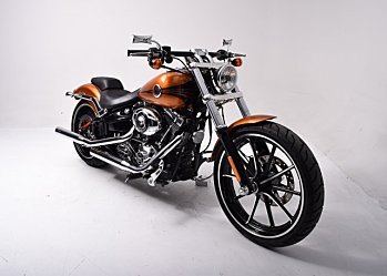 2014 Harley-Davidson Softail for sale 200535528