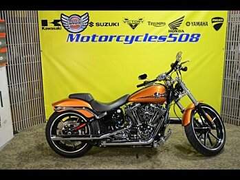 2014 Harley-Davidson Softail for sale 200541211