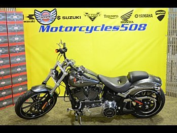 2014 Harley-Davidson Softail for sale 200548203