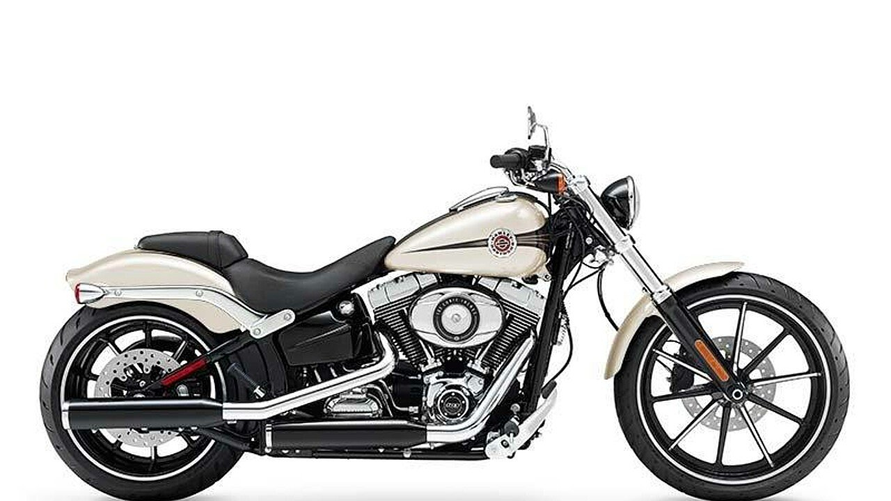 2014 Harley-Davidson Softail for sale 200581733